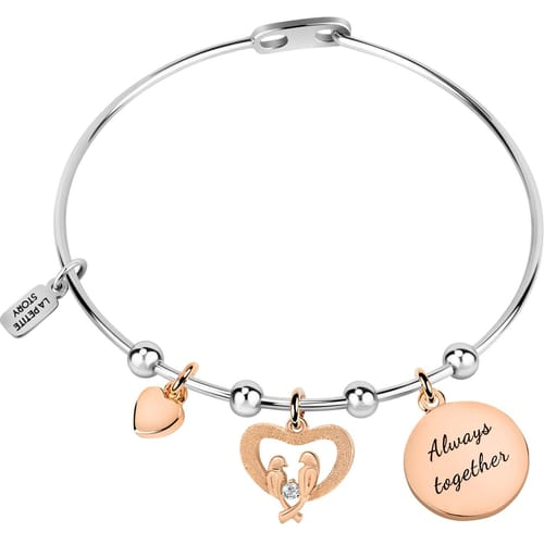 LA PETITE STORY BANGLE JEWEL - LPS05AQJ01