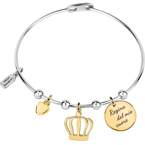 LA PETITE STORY BANGLE JEWEL - LPS05AQJ04