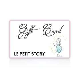 LA PETITE STORY GIFT CARD - GIFTCARD50