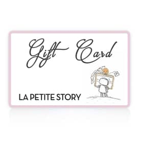 LA PETITE STORY GIFT CARD - GIFTCARD20