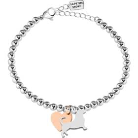 Bracciale La Petite Story Dog & kitty - LPS05AQI04