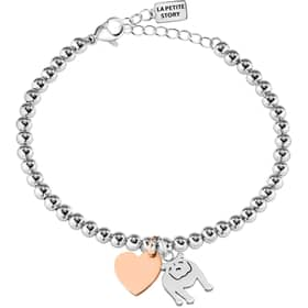 Bracciale La Petite Story Dog & kitty - LPS05AQI06